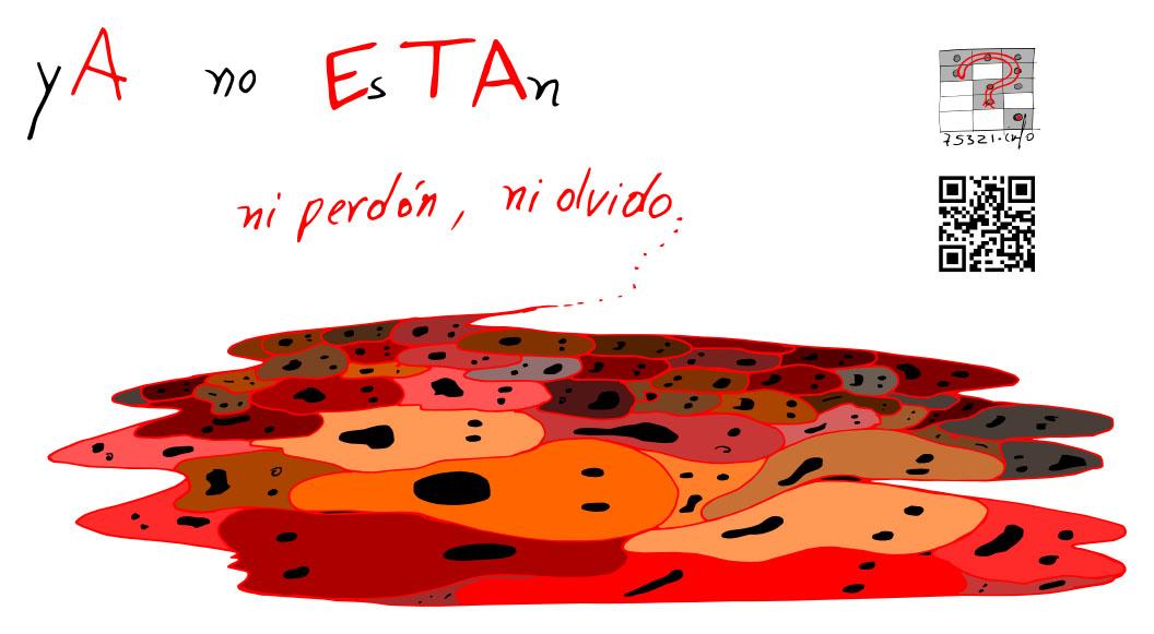ETA: ni perdón, ni olvido